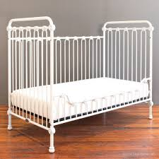Bratt Decor Crib Used by Joy Daybed Kit Distressed White