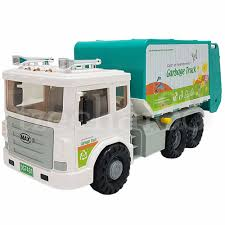 Daesung Door Op-enable Friction Toys Models Garbage Truck Made In ...