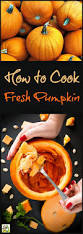 Roasting Pumpkin For Puree by How To Cook A Fresh Pumpkin This Mama Cooks On A Diet