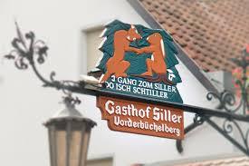 gasthof siller vorderbüchelberg posts spiegelberg menu