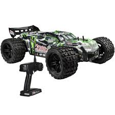 100 Brushless Rc Truck US 24499 Electric Cobra EBL RC With 24GHz RadioFree Shipping While Battery And Charger Not Included 18 Scalein RC Cars From