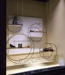 LA RINASCENTE Milan Italy The Round Up Of Shoe Collection DisplayBag Store