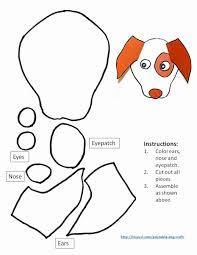Cat Ears Template Printable Elegant 11 Best Dog Crafts For Kids Images On Pinterest