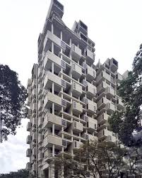 100 Architect Paul Rudolph Building An Amazing Lateera Building In Singapore