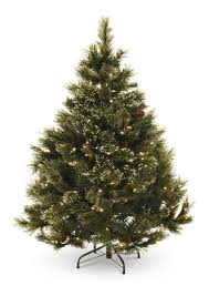 4ft Christmas Tree Walmart by Artificial Christmas Trees Argos Christmas Lights Decoration