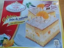 kalorien für cafeteria fein sahnig käse sahne mandarine