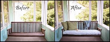 A New Porch Swing