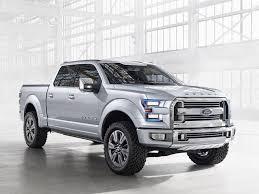 Ford Atlas Concept '01.2013