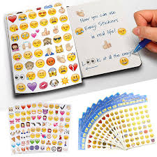 192 Die Lovely Emoji Smile Face Sticker Pack For IPhone Android