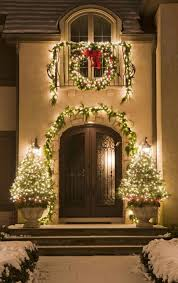 Beautiful Outdoor Christmas Decorations Art N Craft Ideas Home Decorating