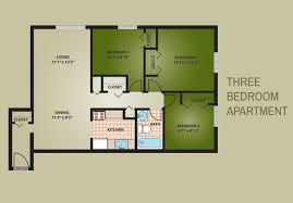 One Bedroom Apartments Athens Ohio by Home Carriage Hill Apartments Ohio University Student Housing