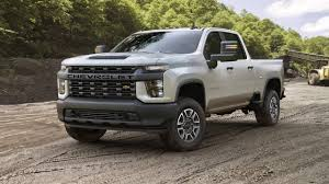 100 Chevy 2500 Truck 2020 Chevrolet Silverado HD Is A 35500 Pound Tow Monster