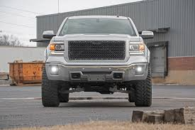 2-inch Black Series CREE LED Fog Light Kit (GMC Sierra 1500) - Prime ... Bristol New Gmc Sierra 1500 Vehicles For Sale 70 Truck Archives Fast Lane Classics 1968 Truck Hot Rod Network Difference Between 68 And 6972 Fenders The 1947 Present 1970 Silver Medal Code Blue Custom Trucks Truckin Magazine Green With A White Roof Chevrolet Pickup Sale At Gateway Classic Cars In Our St Looking Back 71 Duncans Speed Stepside Central Buick Of Norwood Southshore Dealer Pickup Truck Wiktionary
