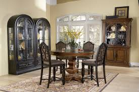 Round Dining Room Sets With Leaf by Buy Marbella Round Table With 18