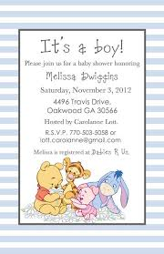 Winnie The Pooh Nursery Decor For Boy by 24 Best Winnie The Pooh Baby Shower Images On Pinterest Baby