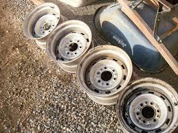 100 6 Lug Truck Rims Chevy GMC 15x8 Rally Wheels C10 K10 4x4 Silverado