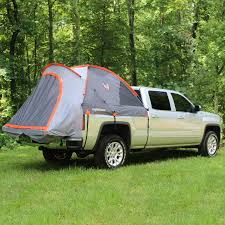 Rightline Gear Truck Tents (Full Size Standard Bed (6.5')), Orange ...