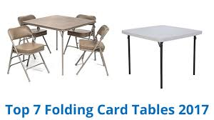 7 Best Folding Card Tables 2017 7 Best Folding Card Tables 2017 Chair Long Table And Padded Chairs Cosco 5 Piece Set 5pc Xl Series And Ultra Thick Black White Plastic Large Black Card Table Sim Smatch Wikipedia 1950s Four Kids Colorful Vintage Metal Of 2 Brown Creme Vinyl Retro Mid Century Extra Seating Kitchen Ding Fniture Charming Pretty Wood