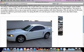 Craigslist Odessa Texas - Used Ford And Chevy Trucks Popular For ...