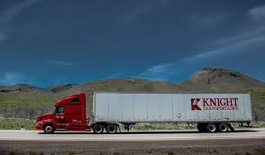 100 Knight Trucking Company Giants Swift And To Merge Together