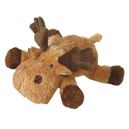 "Pet Lou Colossal Dog Chew Toy - 14"", Moose"