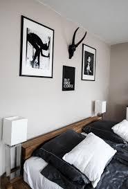 schlafzimmer schwarz weiss gestalten caseconrad