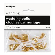 Michaels Wedding Supplies Canada by Gold Wedding Bell Favor Charms 12ct