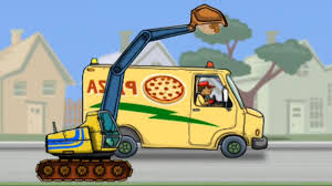 Pizza Trucks Cartoons For Children, Construction Truck Video, Cars ... Ambulance Video For Children Kids Truck Fire And Rescue Tow Youtube Alphabet Garbage Learning Vacuum Trucks Color Cars In Spiderman Cartoon Videos Colors Pictures Of For Group 67 Monster Road Roller Excavator