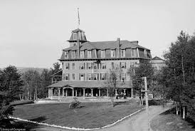 Hotel Algonquin Historic Saranac Lake LocalWiki