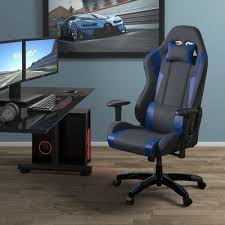 E-Sports Gaming Chair With Steel Feet Support | Technology W ...