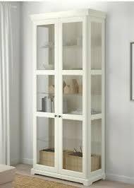 ikea liatorp schrank weiß mit glastüren für küche diele