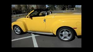 100 Convertible Chevy Truck For Sale Chevrolet SSR SSR From NewCarsColoradocom