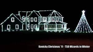 konicky lights 2011 wizards in winter