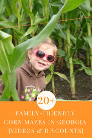 Atlanta Pumpkin Patch Corn Maze by 20 Family Friendly Corn Mazes In Georgia To Get Lost In Map