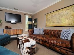 masculine living room colors rustic beige wall paint color design