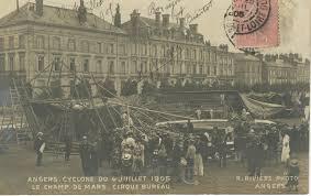 circus collection cirque bureau anger 4 juillet 1905