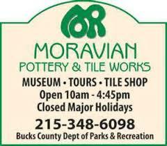 moravian pottery tile works