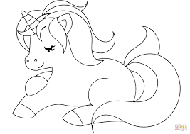 Unicorn Coloring Pages Elegant Free Printable