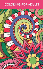 Flower Designs Coloring Book Screenshot