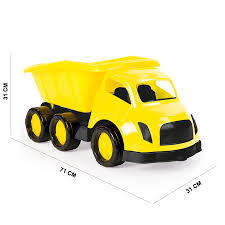 Dolu Yellow Giant Push Along Maxi Dump Sandpit Toy Truck For Kids ... Toys Fire Truck Award Wning Monster Smash Ups Remote Control Rc Raptor Eco Toy Trucks Recycled Kids Toys Toy Cars Uncommongoods Kid Trax Mossy Oak Ram 3500 Dually 12v Battery Powered Rideon Tomy Big Farm 116 Peterbilt 367 W Flatbed John Deere For Kids Toysrus Magic Inductive Cartanktruck Toy Vehicle Follows Any Line You Crane Helps Truck Transport Lego Video Youtube Garbage Truck Boys The Amusing Animated Film Hui Na Toys 1586 118 24ghz 6ch Snow Sweeper Eeering