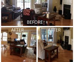 Living Room Makeovers 2016 by Diy One Day Room Makeover Interior Design In Monson Ma