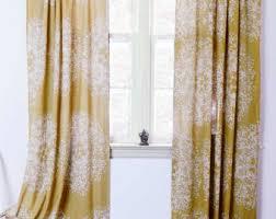 curtains window treatments etsy