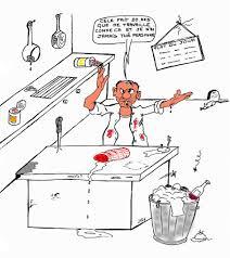 hygi鈩e alimentaire en cuisine nettoyage desinfection