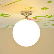 led deckenleuchten badezimmer beleuchtung china deckenleuchten decke montiert le globus glas schatten schlafzimmer len küchenhaus le