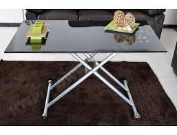 table basse ub design basto relevable 120 x 70 cm pas cher