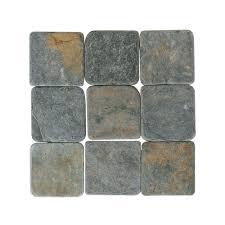4x4 slate tile tile the home depot