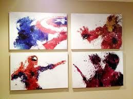 Vintage Superhero Wall Decor by 25 Unique Marvel Room Ideas On Pinterest Superhero Room Boys