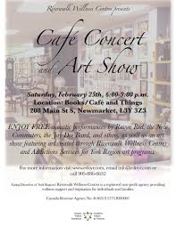 Cafe Concert And Art Show
