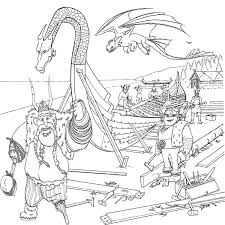 Dragones Páginas Para Colorear 100 Imágenes En Blanco Y