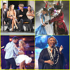 Andy Grammer Patti LaBelle Return Perform On Dancing With The Stars Finale
